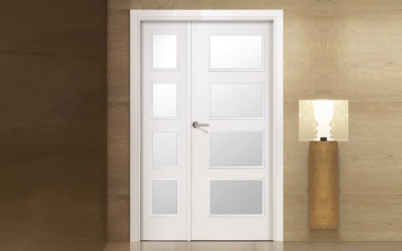 Puertas lacadas en majadahonda - Puertas lacadas en blanco ...