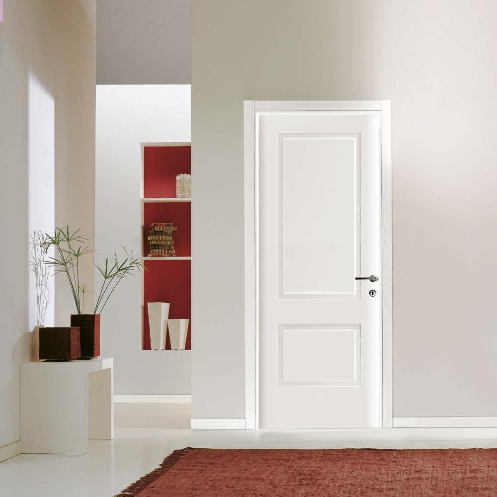 Combinar puertas blancas - Decoracion puertas blancas ...