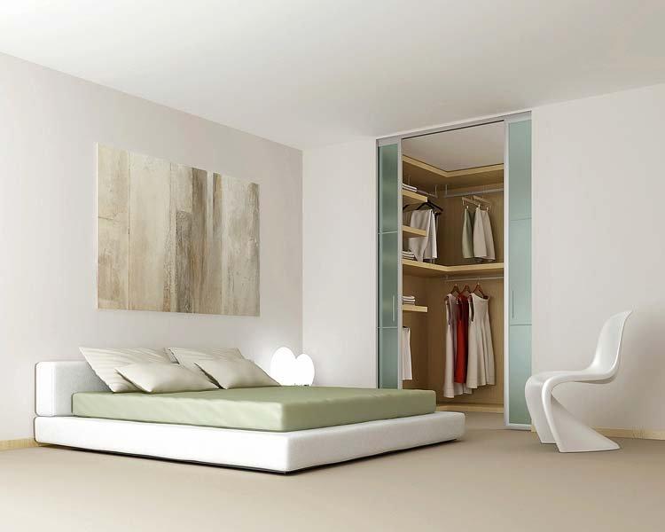 Puertas lacadas un servicio integral para ti puertas for Modelos de closets para dormitorios