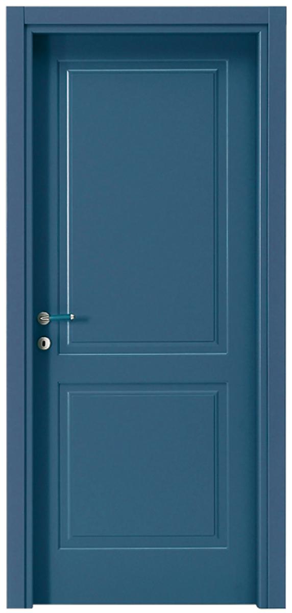 Puertas lacadas en blanco y a medida de tama o y de color for Cambiar de color puertas interiores