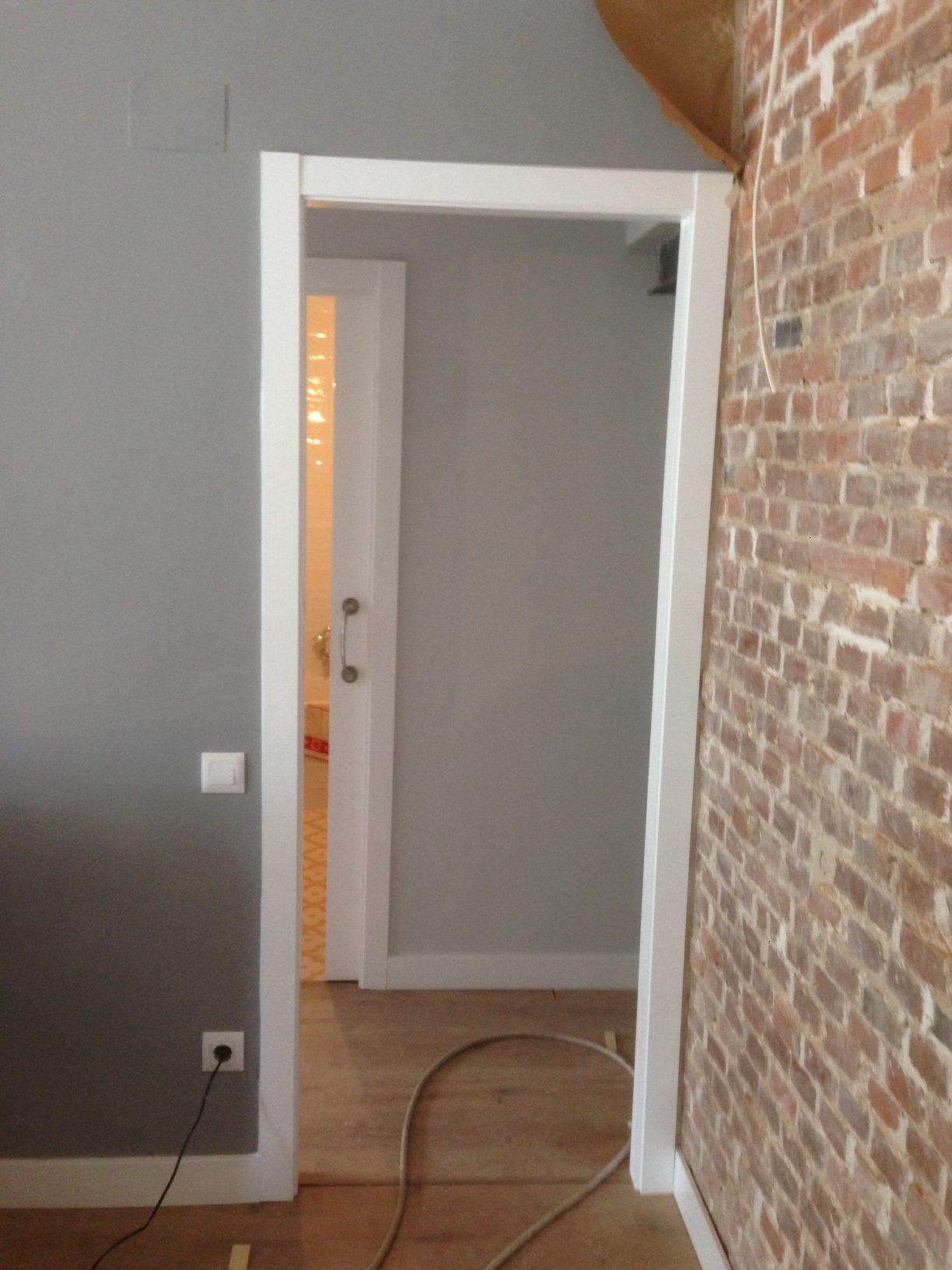 Combinar Puertas Blancas Puertaslacadas Es ~ Color Paredes Para Puertas Blancas
