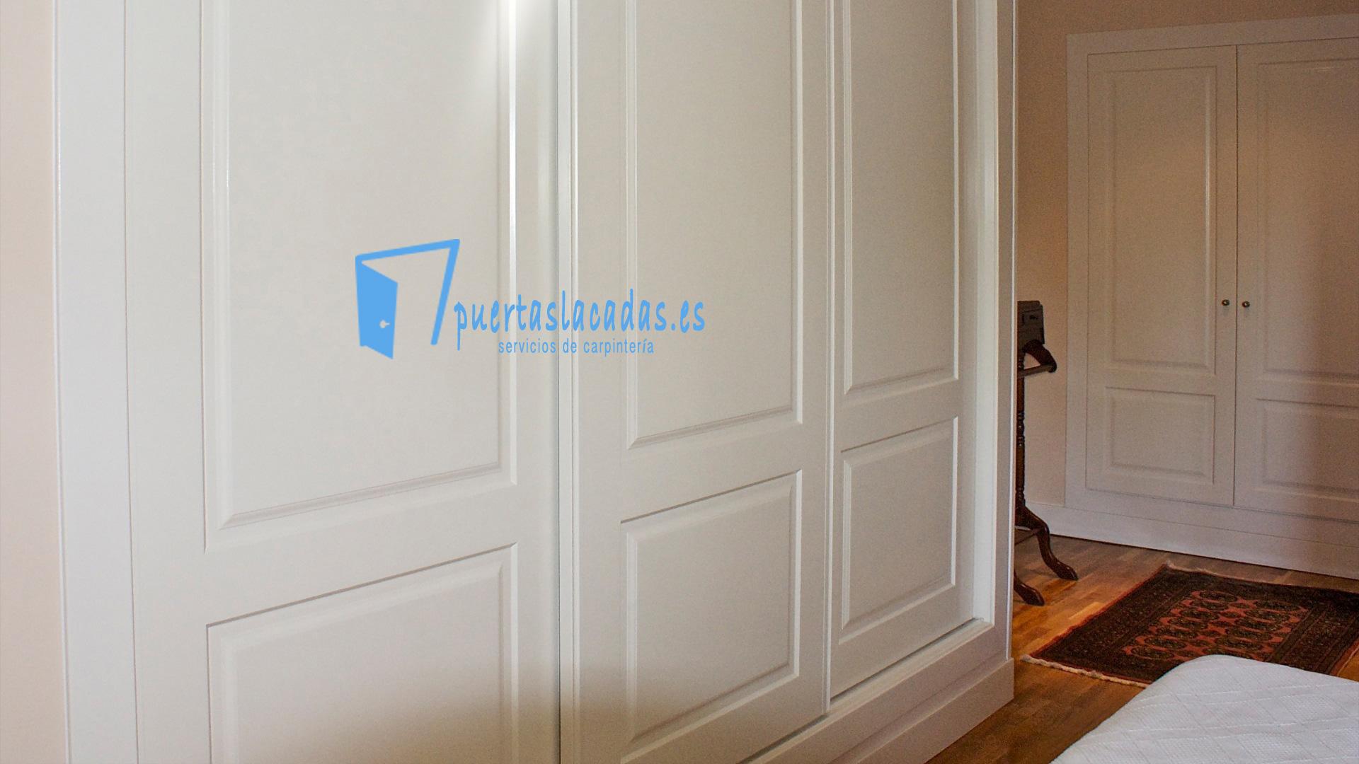 Lacado blanco roto - Puertas lacadas en blanco roto ...