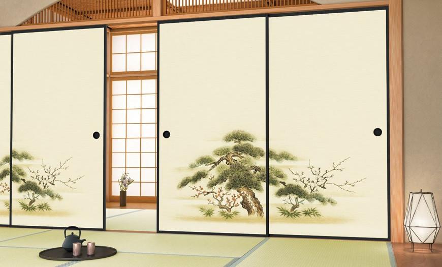 Puertas correderas origen e historia for Puertas japonesas