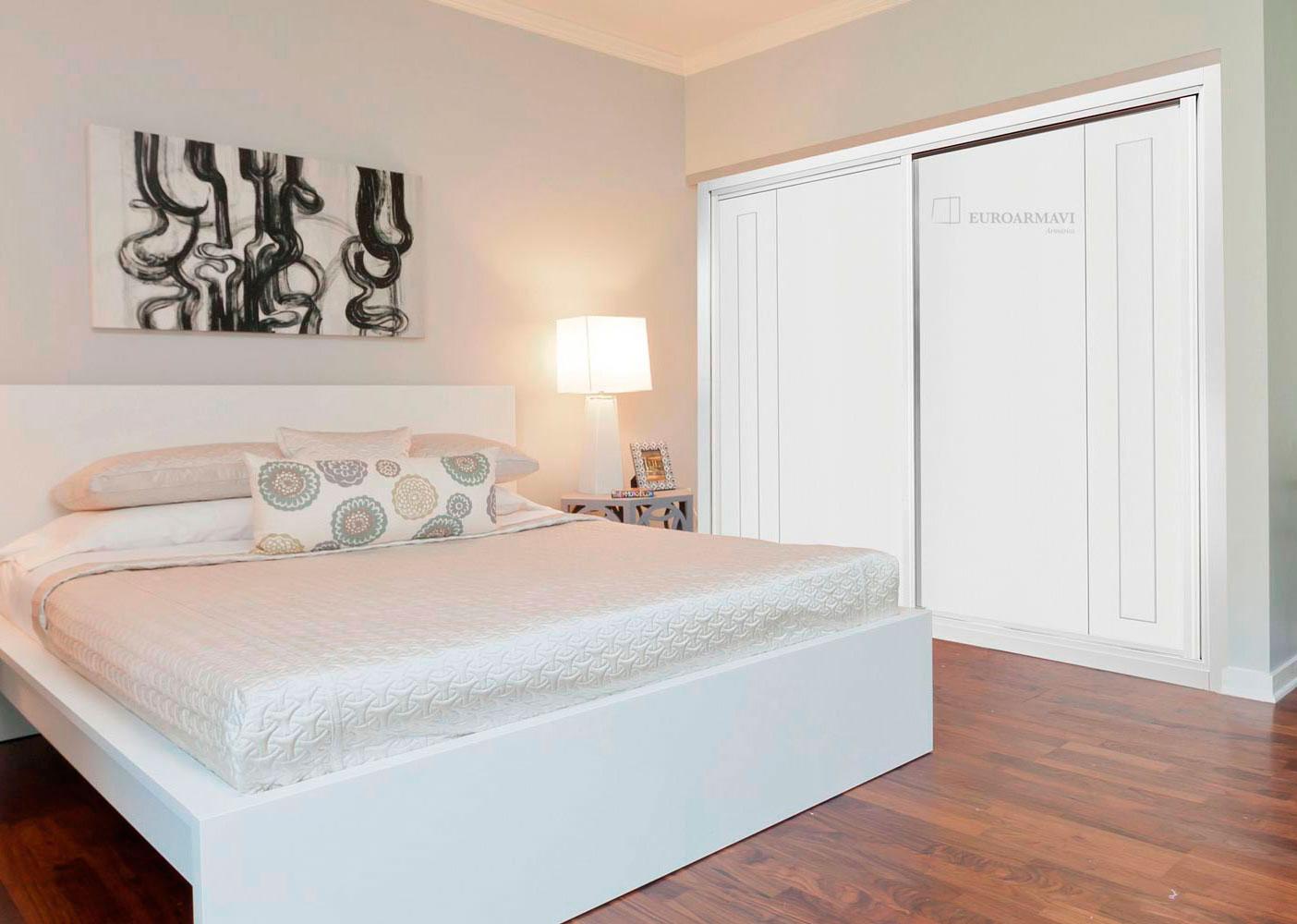 07 - Dormitorios con armarios empotrados ...