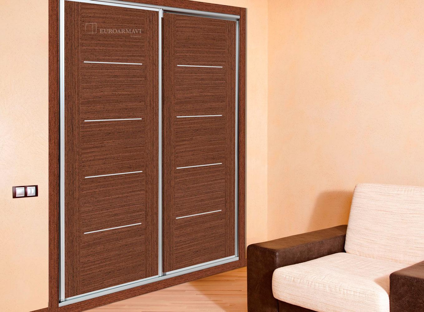 Como colocar puertas correderas cheap puertas correderas for Colocar puerta corredera