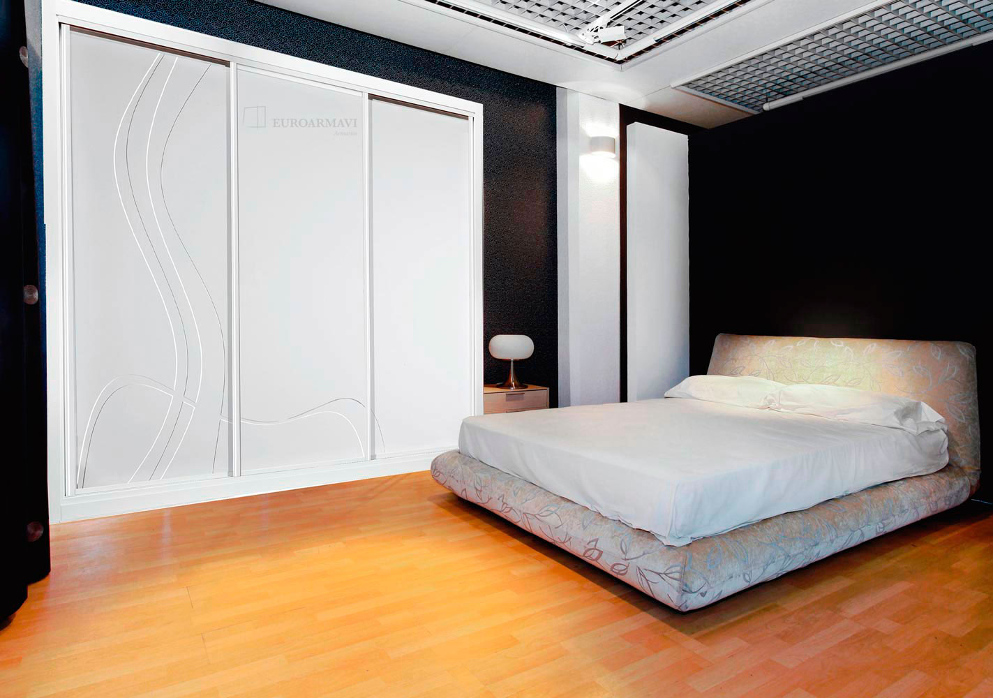 Modelos de armarios empotrados para dormitorios armarios for Puertas de dormitorios modelos