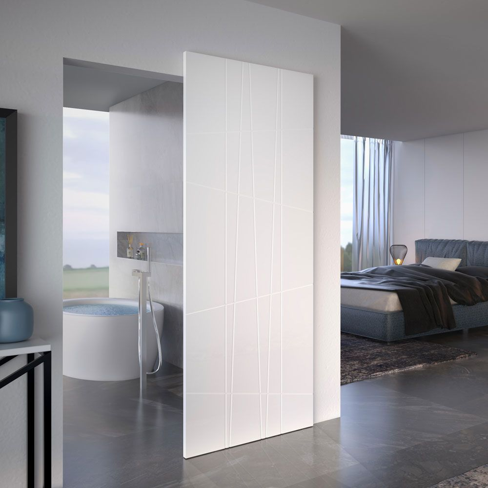 Puertas correderas una comodidad total puertas lacadas - Guia puerta corredera ...