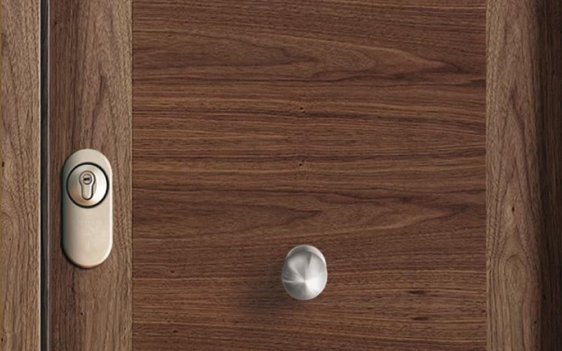 H detalle puertas de madera modelo H