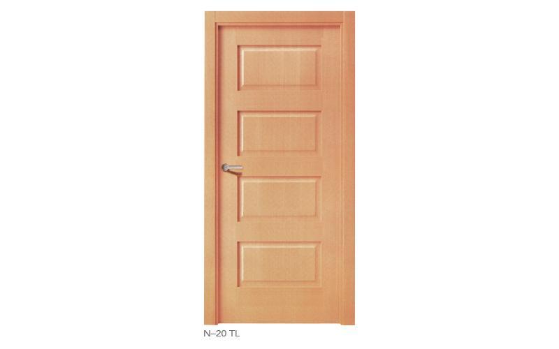 N 20 TL Puertas de madera japonesas
