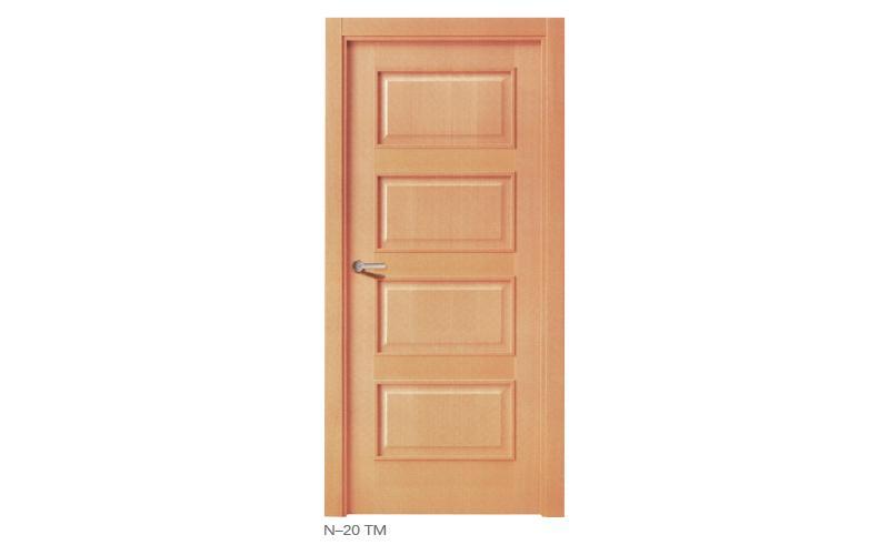 N 20 TM Puertas de madera japonesas